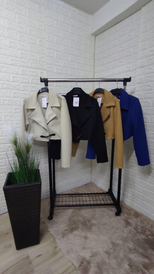 Szövet kabátka